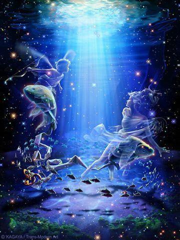 """Balık Burcu Perisi: Selkie  Selkie, mitolojide Ondine'lerin yani deniz kızlarının prensesidir, genellikle yanında bir fok balığıyla resmedilir, evlerimize ahenk ve neşe getirir. Doğduğunuzda sizin kulağınıza şunları fısıldar:  """"Altıncı bir duyuyla ödüllendirileceksin.  Her şeye uyum sağlayabileceksin.  Sanatçı bir ruhun olacak.  Çok hoşgörülü olacaksın.  Ruhsal aleme çok ilgi duyacaksın."""""""
