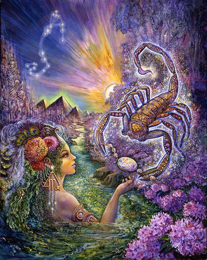 """Akrep Burcu'nun Perisi: Estrella  Estrella, mitolojide aşkta beklenmedik şans getiren deniz kızlarının yani Ondin'lerin prensesidir. Doğduğunuz zaman, bu peri kulağınıza şunları fısıldar:  """"Her zaman küllerinden yeniden doğan Phoenix yani Anka kuşu gibi güçlü olacaksınız.   Hayattan büyük zevk alacaksınız.  Hayatın gizemli yanlarını çözeceksiniz.  Sezgileriniz size rehberlik edecek .  Dağları yerinden oynatacak kadar güçlü olacaksınız."""""""