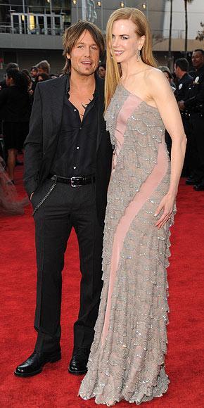 Kırmızı halının zarif yıldızı: Nicole Kidman - 1