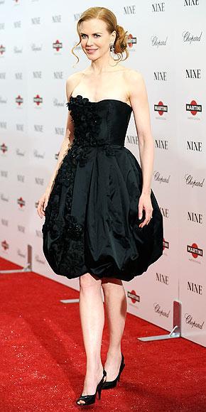 Kırmızı halının zarif yıldızı: Nicole Kidman - 26