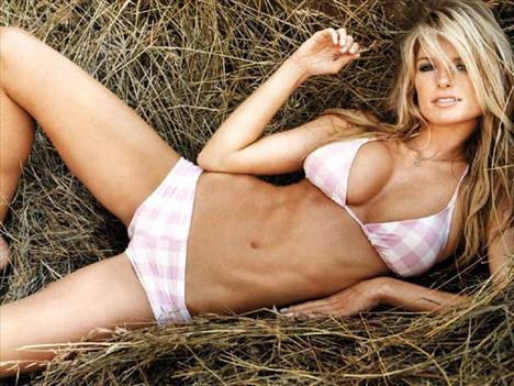 Dünyaca ünlü Maxim dergisi en ateşli kadınları seçti. İşte ilki: Marissa Miller...