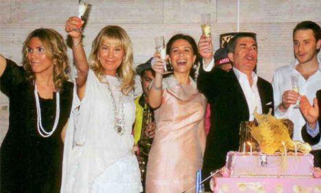 Çok özel doğum günü partisi! - 6