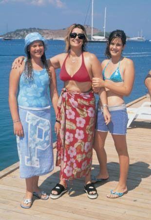 Anne ve kızların İstinye turu - 9