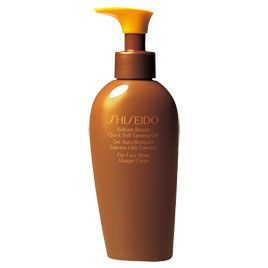 Shiseido Brillant Bronze Quick Self-Tanning Gel, 65 TL