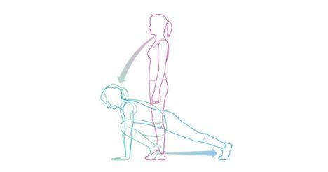 """Leaning side plank   Oblikleri çalıştırır.  Yatağın birkaç metre uzağında, yatağa sol yanını dönerek ayakta dur. Sol dirseğini 90 derece kır ve kolunu yatağın üstüne yerleştirerek vücudunu """"side plank"""" pozisyonuna getir (Yatağın yumuşak yüzeyi bu hareketi zorlaştıracaktır). Sağ kolunu ise vücudunun yanında tut. 30 saniye boyunca koruduğun pozisyonu bu sefer de diğer yöne dönerek tekrarla."""