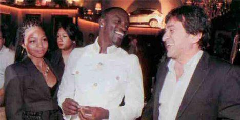 Akon, Süleyman Orakçıoğlu