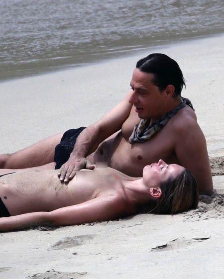 Plajda romantik dakikalar - 9