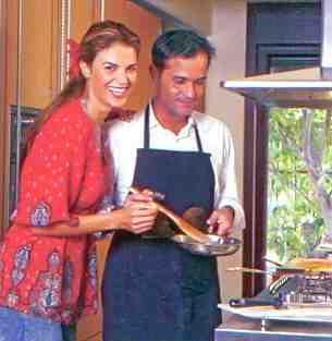 Tülin Şahin & Mehmet Özen - Çikolatalı soslu armut  ------------------>>