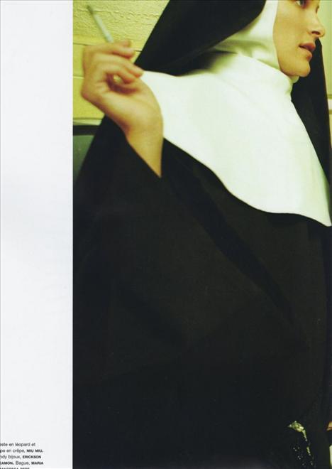 Çılgın rahibe Miranda - 11