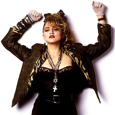 Çeyrek asrın pop kraliçesi: Madonna - 20