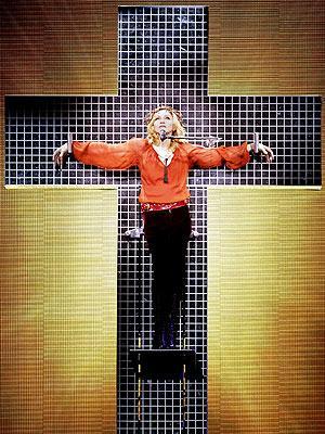Çeyrek asrın pop kraliçesi: Madonna - 32