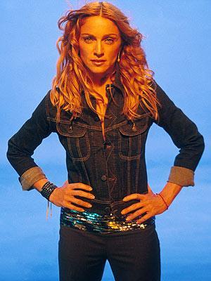 Çeyrek asrın pop kraliçesi: Madonna - 33