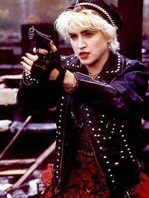 Çeyrek asrın pop kraliçesi: Madonna - 40