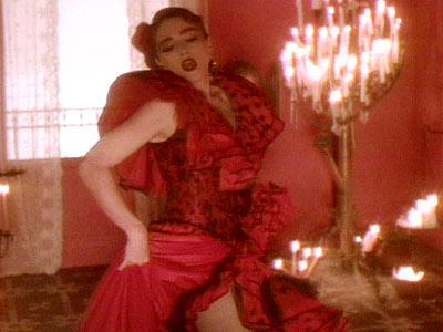 Çeyrek asrın pop kraliçesi: Madonna - 50