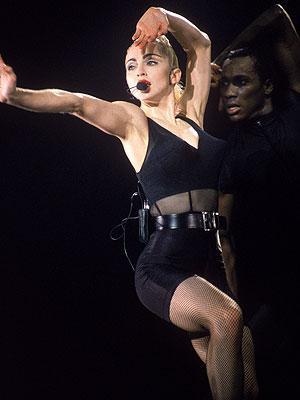 Çeyrek asrın pop kraliçesi: Madonna - 54