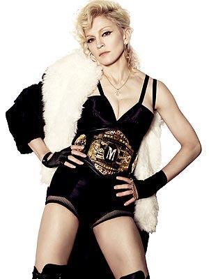 Çeyrek asrın pop kraliçesi: Madonna - 55