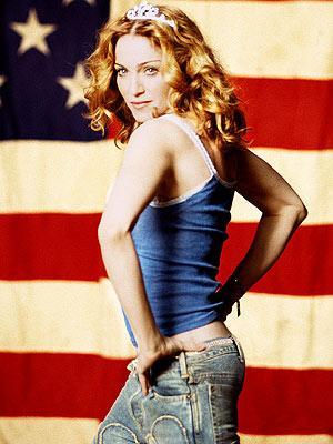 Çeyrek asrın pop kraliçesi: Madonna - 60