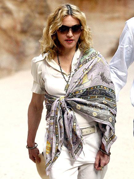 Çeyrek asrın pop kraliçesi: Madonna - 9