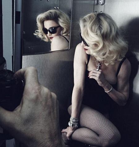 Çeyrek asrın pop kraliçesi: Madonna - 64