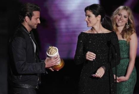 MTV Sinema Ödülleri'nde renkli anlar - 2