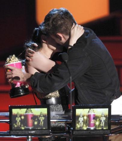 MTV Sinema Ödülleri'nde renkli anlar - 9