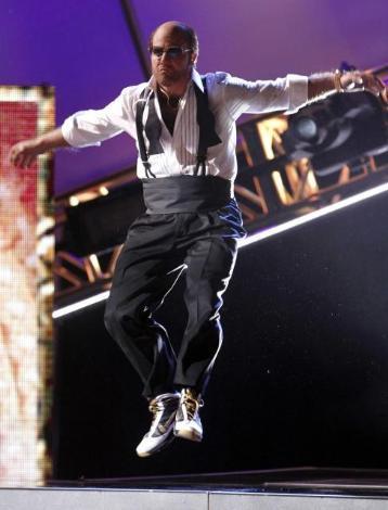 MTV Sinema Ödülleri'nde renkli anlar - 12
