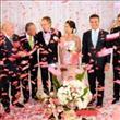 Muhteşem bir düğünle evlendiler! - 2