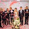 Muhteşem bir düğünle evlendiler! - 8