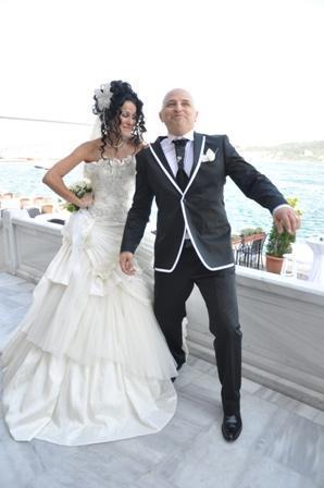 Yavuz Seçkin evlendi - 4
