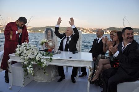Yavuz Seçkin evlendi - 12
