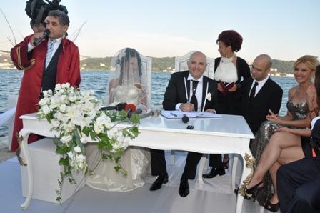 Yavuz Seçkin evlendi - 13