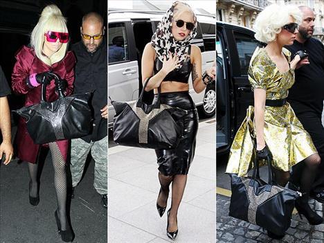 En çılgın stil ikonu: Lady Gaga - 1