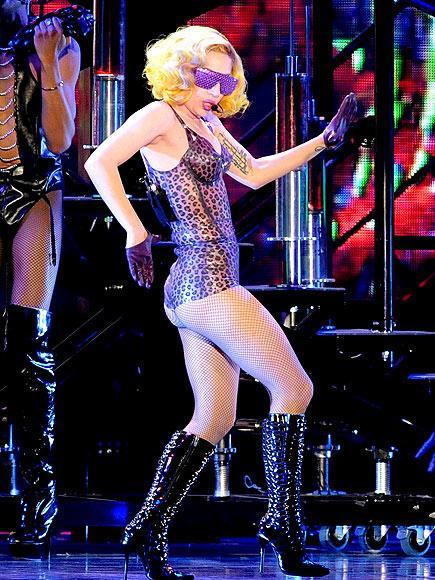 En çılgın stil ikonu: Lady Gaga - 2