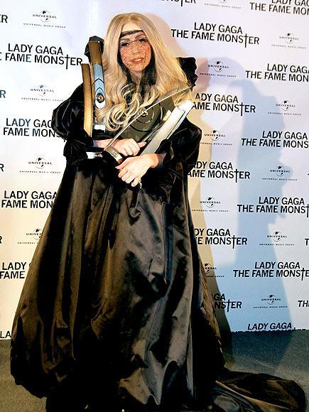 En çılgın stil ikonu: Lady Gaga - 3