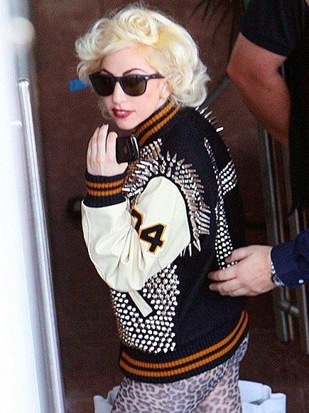 En çılgın stil ikonu: Lady Gaga - 6