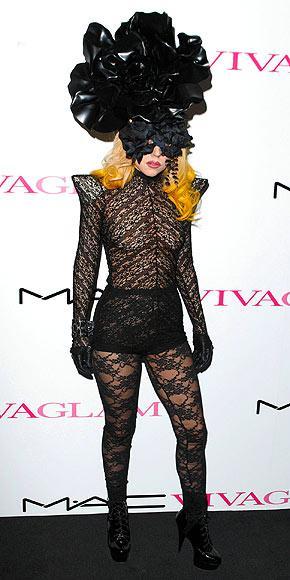 En çılgın stil ikonu: Lady Gaga - 8