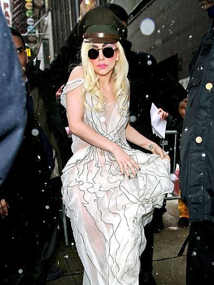En çılgın stil ikonu: Lady Gaga - 13