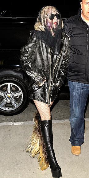 En çılgın stil ikonu: Lady Gaga - 14
