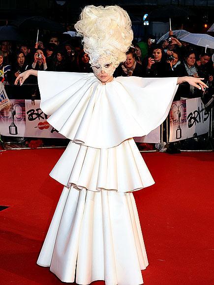 En çılgın stil ikonu: Lady Gaga - 15