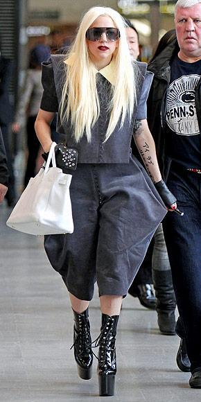 En çılgın stil ikonu: Lady Gaga - 45