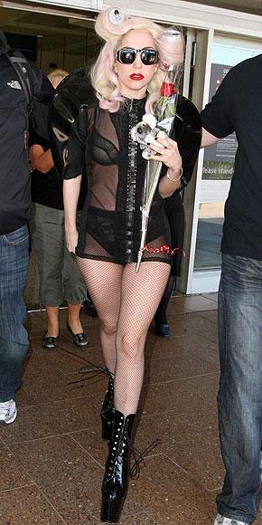 En çılgın stil ikonu: Lady Gaga - 46