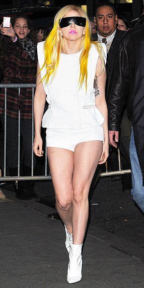 En çılgın stil ikonu: Lady Gaga - 47