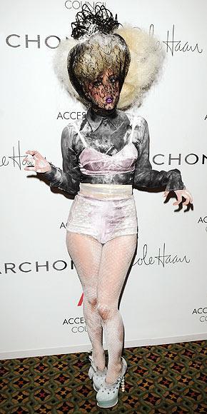 En çılgın stil ikonu: Lady Gaga - 48