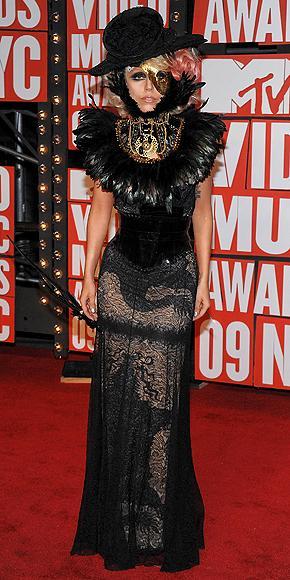 En çılgın stil ikonu: Lady Gaga - 19