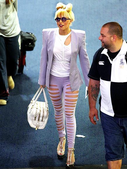 En çılgın stil ikonu: Lady Gaga - 20