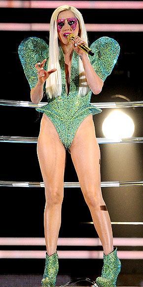 En çılgın stil ikonu: Lady Gaga - 28