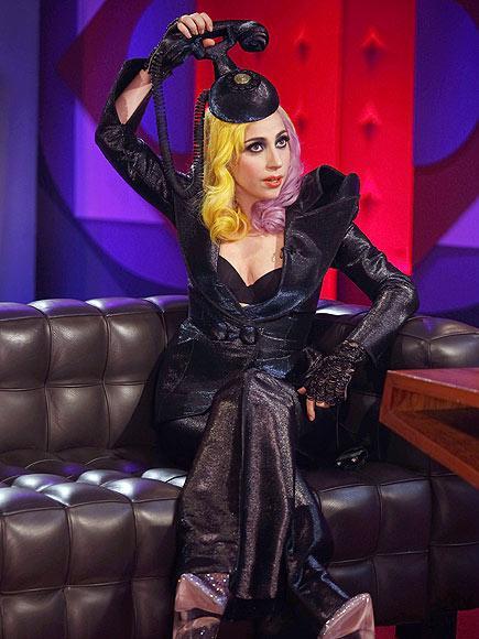 En çılgın stil ikonu: Lady Gaga - 30