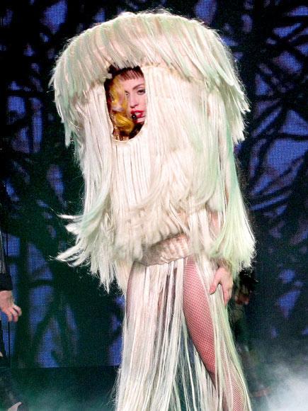 En çılgın stil ikonu: Lady Gaga - 32
