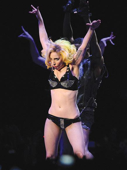 En çılgın stil ikonu: Lady Gaga - 33