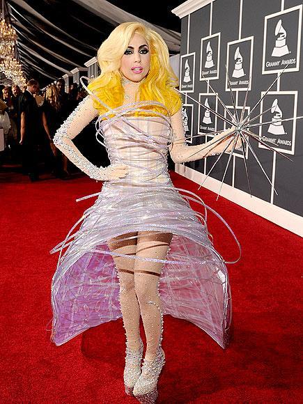 En çılgın stil ikonu: Lady Gaga - 34